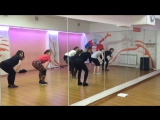 dancehall training / special course dancehall