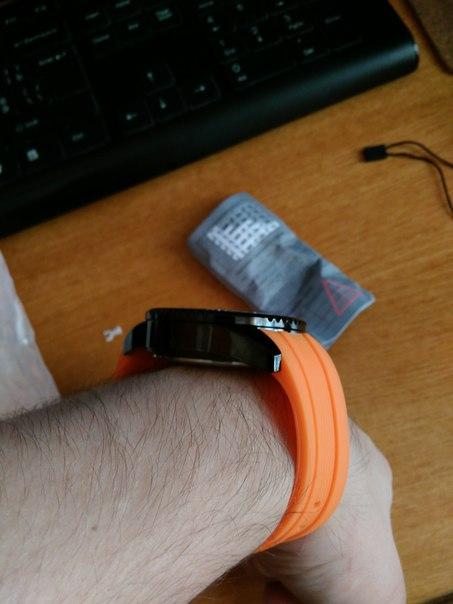 GearBest: Оранжево-летняя альтернатива джи-шокам