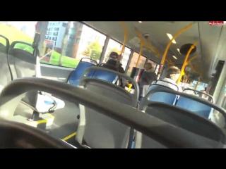 Надо со своей в автобусе так прокатиться