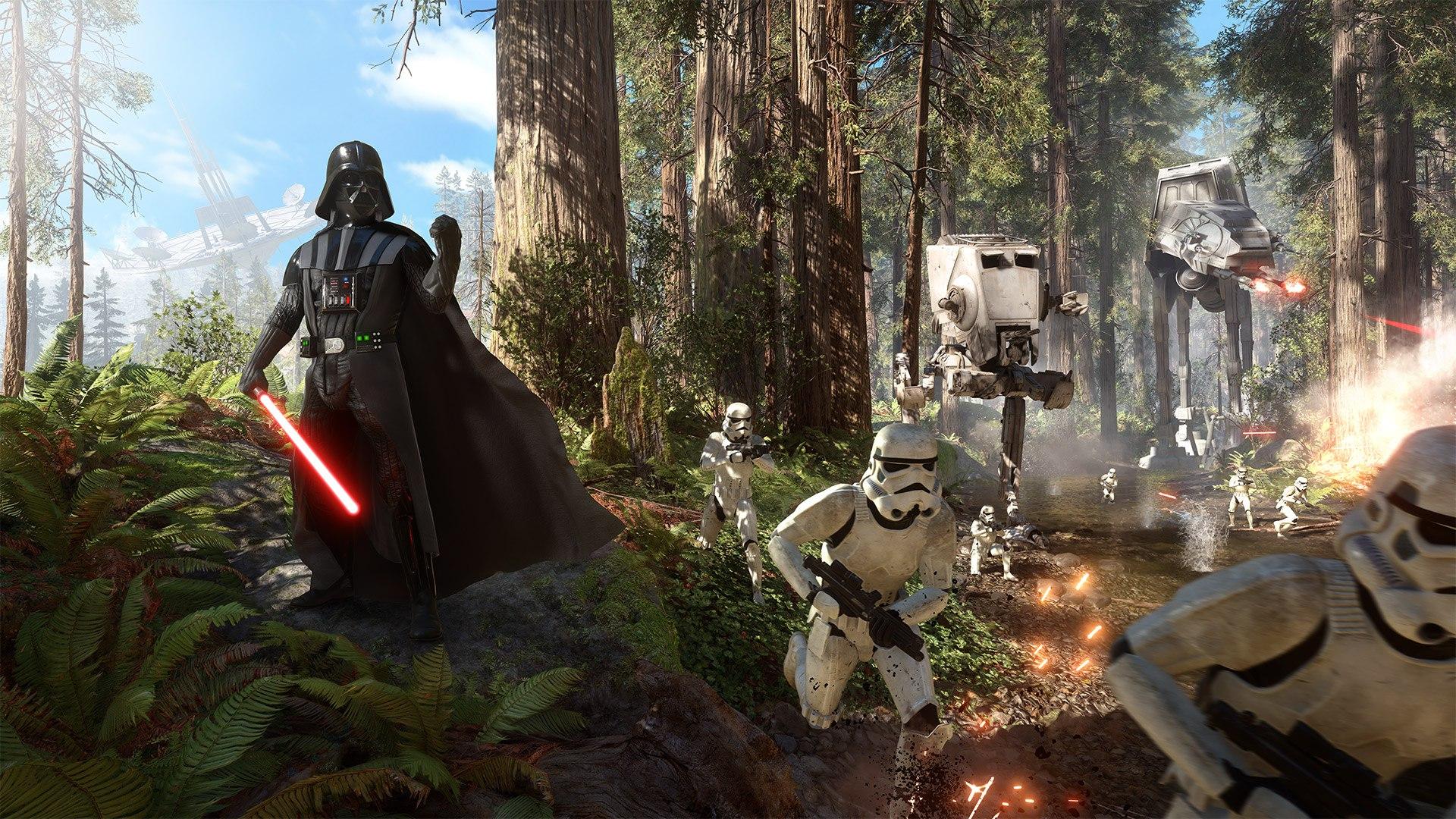 Star Wars: Battlefront 2 будет о новой трилогии