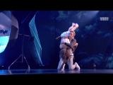 Танцы׃ Митя Стаев и Юлия Николаева (Артем Пивоваров - Собирай Меня) (сезон 2, серия 13)