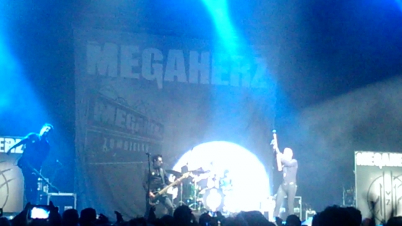 Megaherz.Live in Muenchen