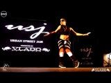 LADIA YATES & L.Y.E. ACADEMY | Exhibition | Urban Street Jam '16 | #SXSTV