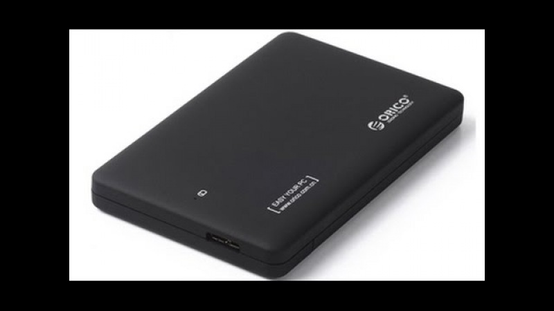 Внешний Box для SSD\HDD дисков ORICO 2599US3