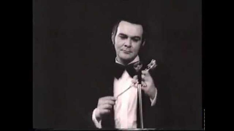 Муслим Магомаев. Мелодия. Киев, 70-е гг. Muslim Magomaev