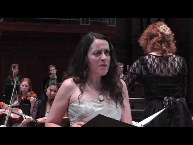 Mozart In un istante Parto m'affretto from Lucio Silla Apollo's Fire