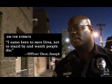 Join an LAPD officer on a Friday night patrol inside Skid Row  On the Streets Ep. 8