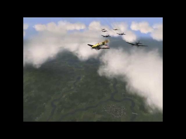 Клип. Ил-2 штурмовик. Забытые сражения (2007 г.)