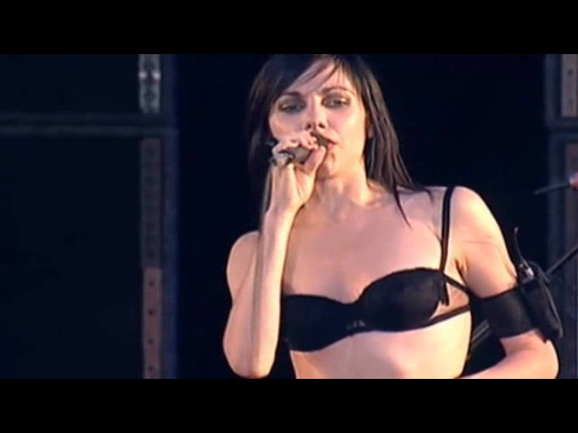 PJ Harvey John Parish Losing Ground Reading Festival 2001 08 24