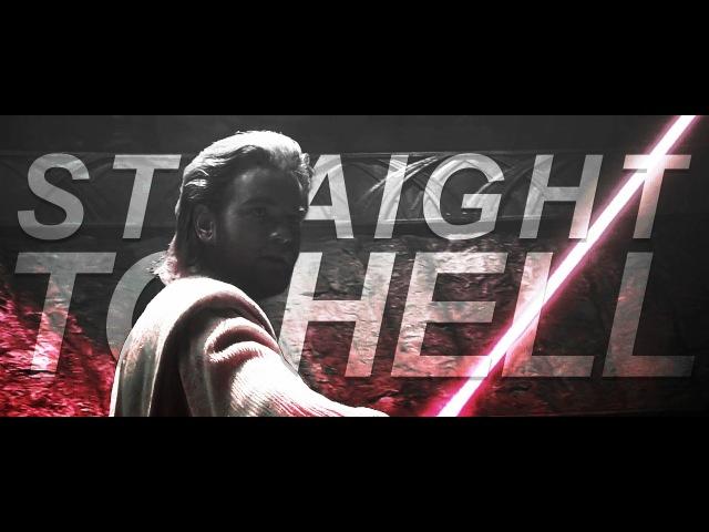 Dark!Obi-Wan Kenobi | Straight to Hell
