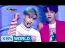 EXO - Lucky One / Monster [Music Bank COMEBACK / 2016.06.10]