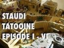 Lego Star Wars Tatooine Mos Eisley Mos Espa MOC