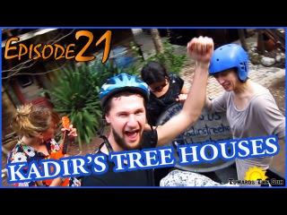 Kadir's Tree Houses. Олимпос (Анталья, Турция). Навстречу солнцу 21