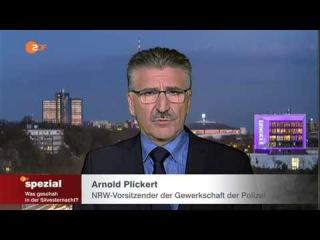 [русские субтитры] - Расследование нападений на женщин в Кёльне. Специальная программа ZDF.