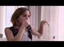 Emma Watson Beatbox for Lin-Manuel Miranda Gender Equality Rap