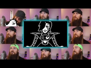 Undertale - Death by Glamour Acapella