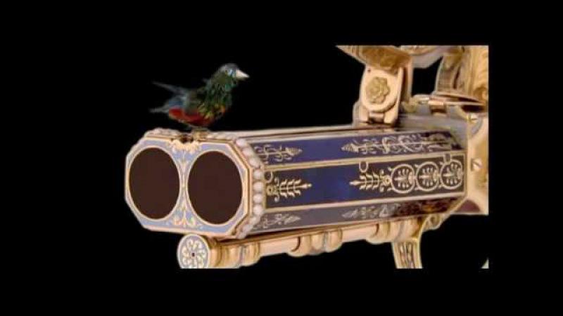 Patek Philippe Museum Rochat Brothers Singer Bird Pistol