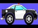 Akıllı arabalar Polis arabası Itfaiye Arabaları Ambulans Eğitici Çizgi Filmleri Türkçe İzle
