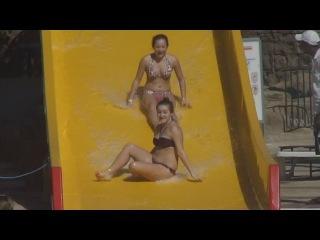 Аквапарк. Дессоле. Египет. The Aqua Park. Dessole. Egypt.