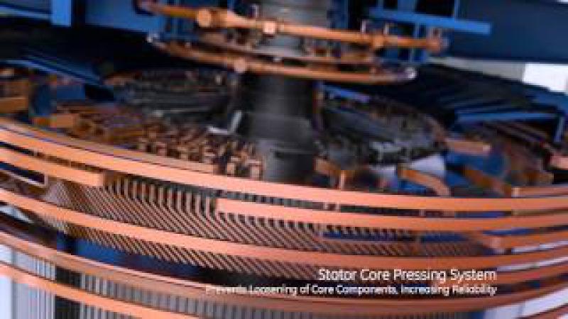 Energy storage: GE's hydropower pumped storage solutions