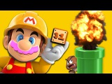 EXPLODING WITH SKILL(rage) Mario Maker #31