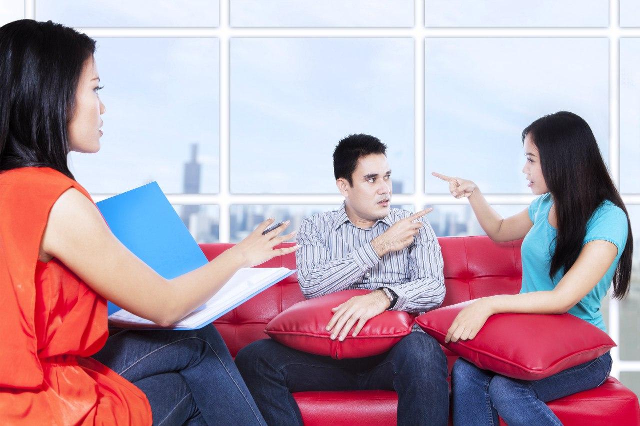 """Советы психолога для жен и мужей или """"Как сохранить семью на грани развода?"""""""