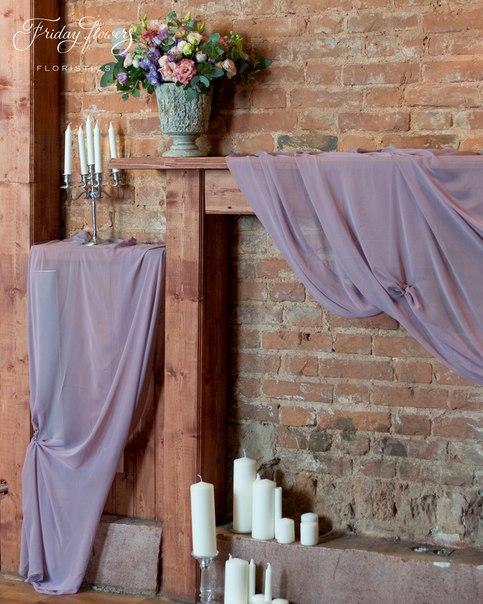 Декор свадьбы.