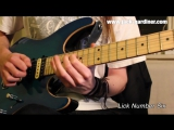 25 Killer Dorian Rock_Fusion Licks HD VIDEO New Size