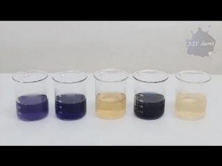 5 Самых удивительных химических реакций!!!