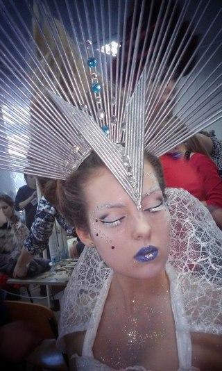 салон красоты Нина ВКонтакте Дипломная работа мастер Анастасия Вирко