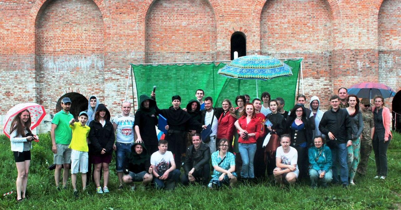Весенний Открытый Смоленский лучный турнир 2016