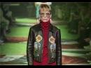 Gucci Spring 2017 Menswear MFW