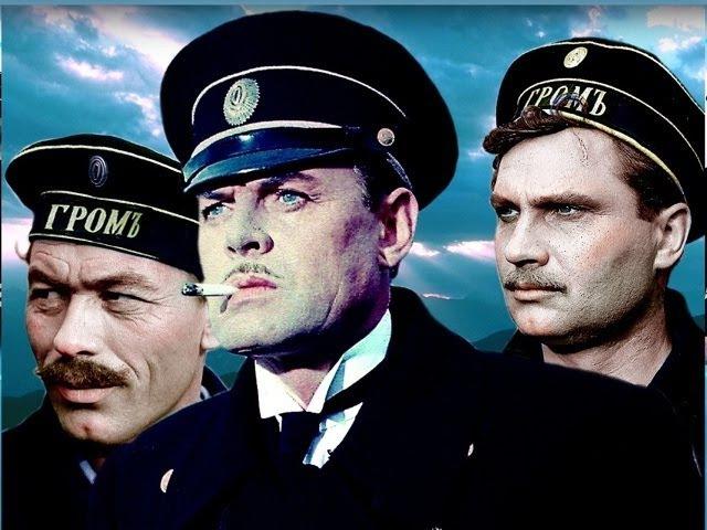 Художественный фильм Балтийская слава, СССР, 1957 г.