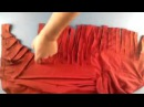 Manualidades: cómo hacer una camiseta con escote de espalda