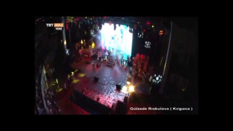 Gülzade Rıskulova - Manas Destanı - TRT Avaz