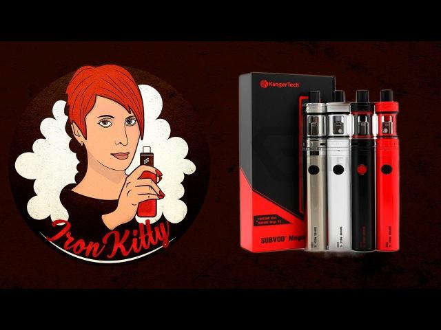 KANGER Subvod Mega TC Kit 2300mah / Идеален для новичка