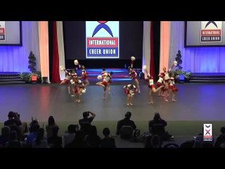 Team Japan [2016 Team Cheer Freestyle Pom]
