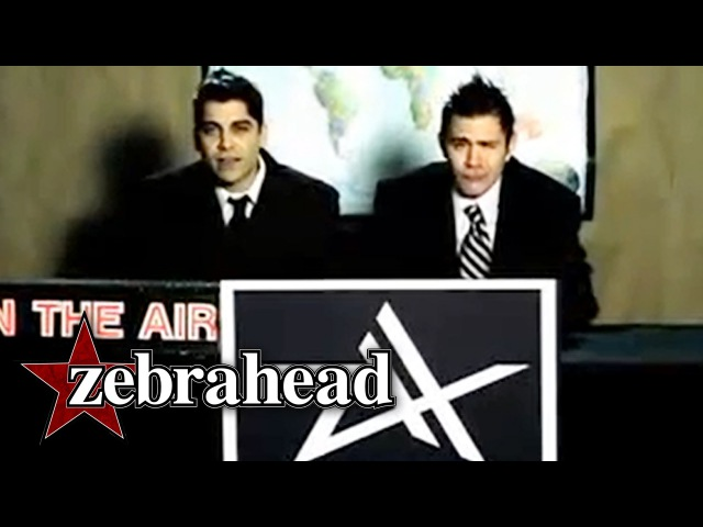 Zebrahead - Broadcast to the World (Official Music Video)