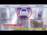 В Немчиновке машина упала с 8 этажа паркинга, 3 человека погибли