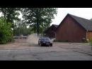 Audi C4 S4 exhaust