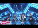 Produce 101 Girls' shocking transformation Group 2 2NE1 ♬FIRE EP 03 20160205