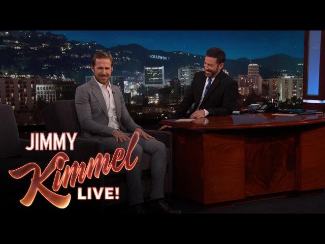 Ryan Goslings Suit is Too Tight