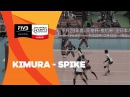No one can block this spike - Women's OQT Japan 2016