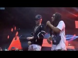 Tego calderon Ft. Yandel - Al Natural (En Vivo) | TIDAL Concert