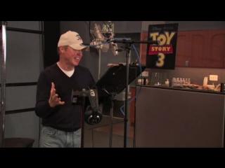 История игрушек Большой побег/Toy Story 3 (2010) О съёмках №3