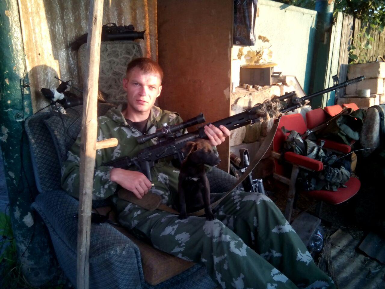Российские пограничники отказались отдавать родственникам ликвидированного в районе Бахмутской трассы снайпера, - ГУР МО - Цензор.НЕТ 2463
