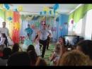 Танец дочерей и пап