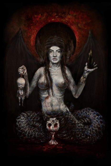 Драконий аспект Лилит 94YQf6_LT88