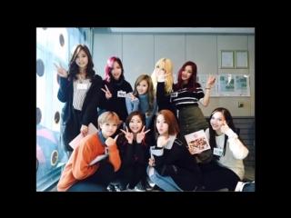 160101 SBS Power FM with Twice (Jihyo, Mina, Momo, Sana, Tzuyu)