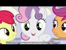 Мой маленький пони 6 сезон серия 4 (русские субтитры) My Little Pony FiM (On Your Marks / Твоя судьба) (S06E4)